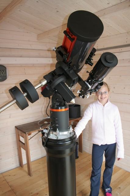 tama o y medida volumen y envergadura comparativa telescopios. Black Bedroom Furniture Sets. Home Design Ideas